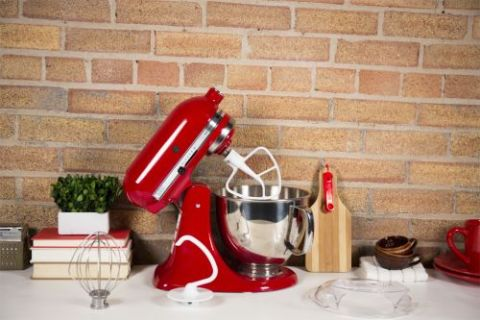 KitchenAid Artisan Stand Mixer Review - Test Results and ...