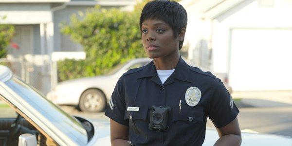 The Rookie Season 1 Afton Williamson as Talia Bishop ABC
