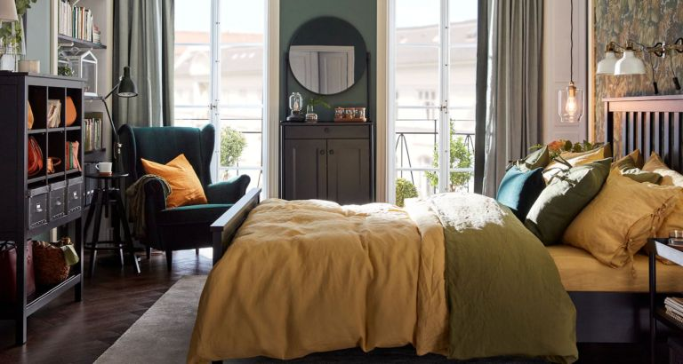 44 best-ever bedroom ideas – decor, design trends and expert tips   Real Homes