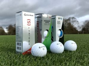 Ball Test: TaylorMade TP5 v Project (a) v Project (s)