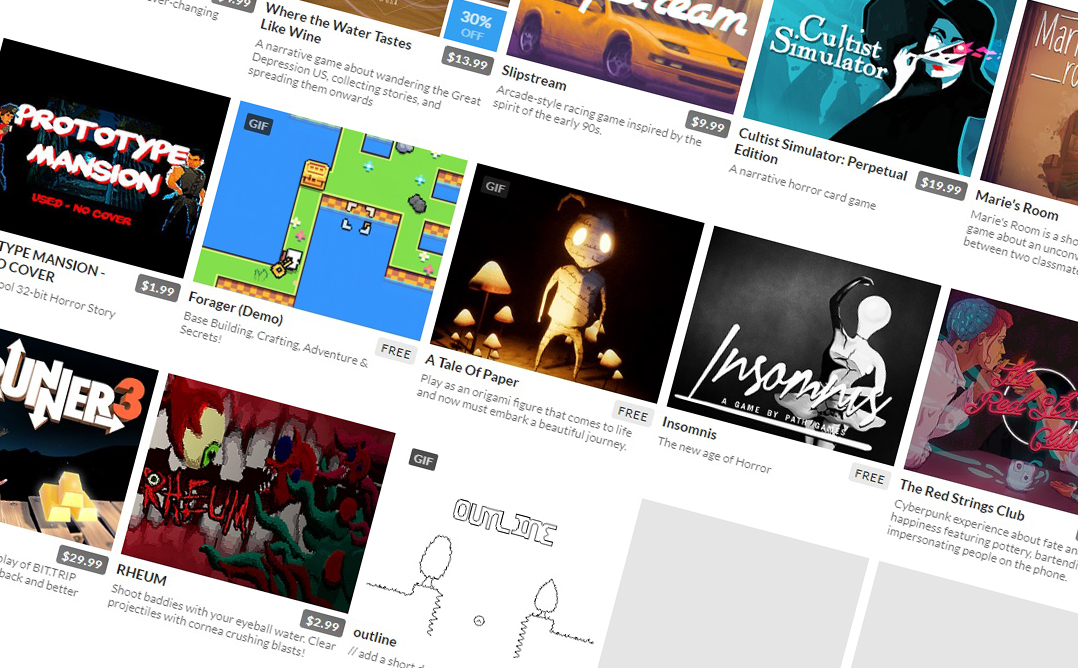 Itch io creator says Steam's new hands-off curation policy is