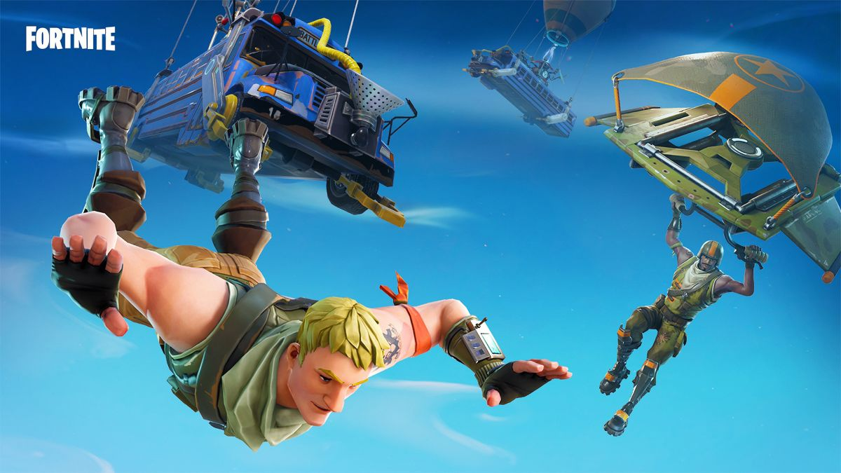 Press F to pay respects: Fortnite players want to thank the bus driver before jumping in Battle Royale