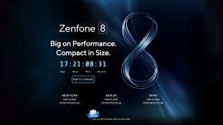 Asus Zenfone 8 invite