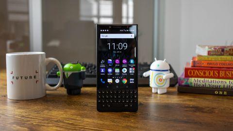 BlackBerry Key2 review   TechRadar