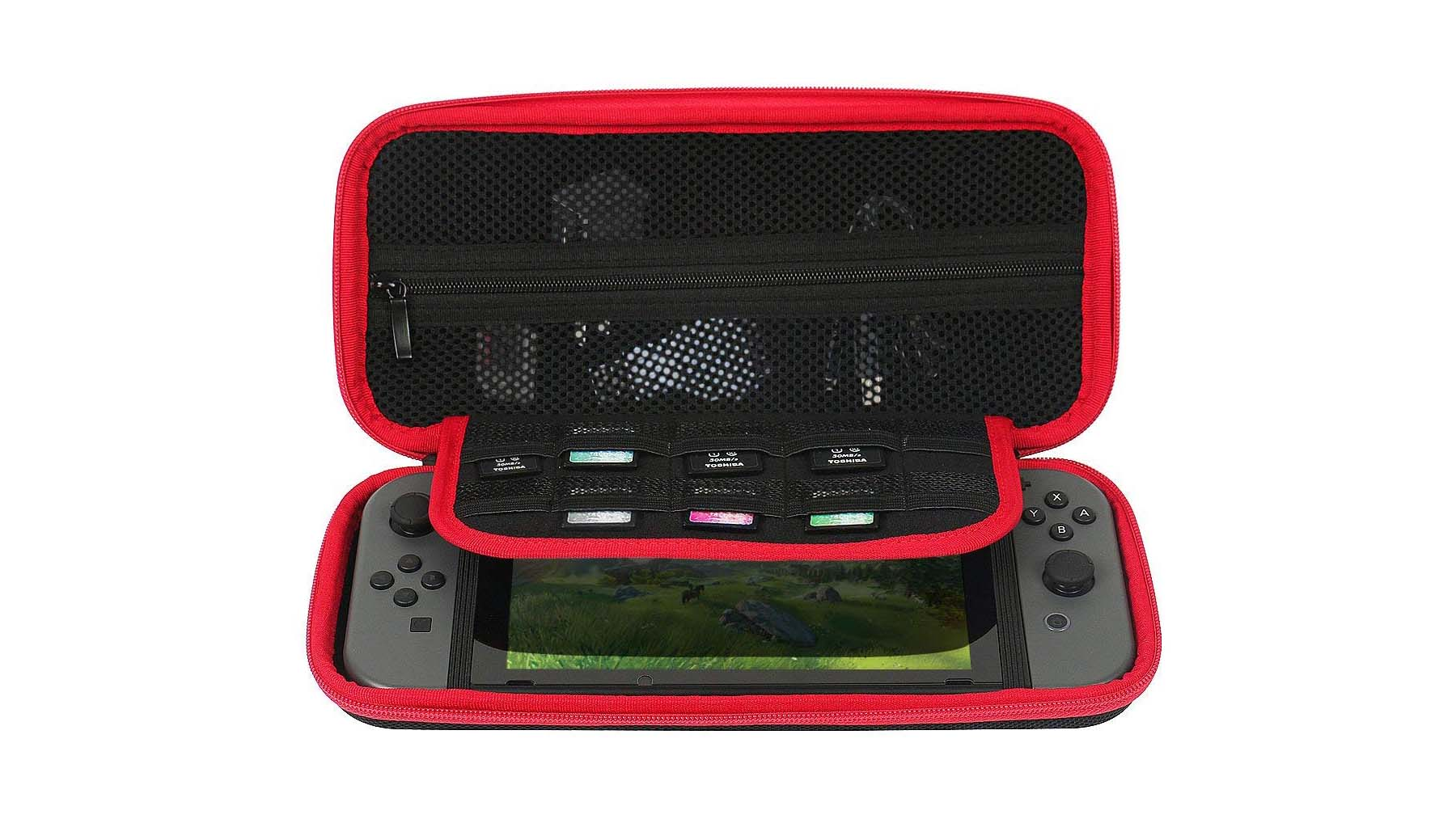SHareconn Nintendo Switch Carrying Case