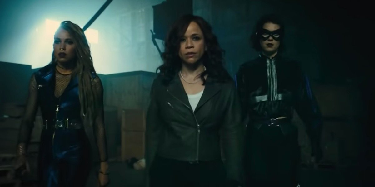 The Birds of Prey in the movie's final moments
