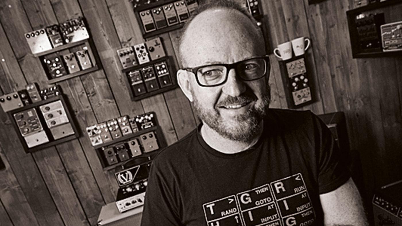 Tone makers - That Pedal Show's Dan Steinhardt: