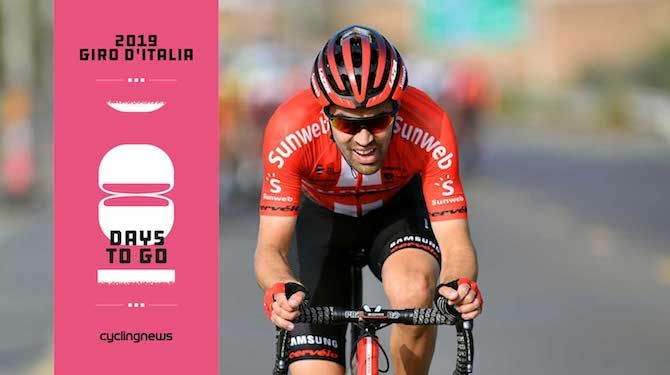 Tom Dumoulin: I can name five riders who could win the Giro