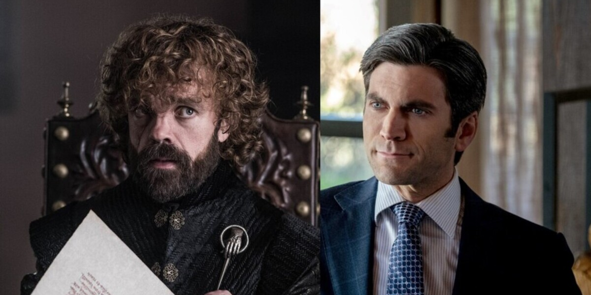 Game of Thrones Tyrion Lannister Peter Dinklage HBO Yellowstone Jamie Dutton Wes Bentley Paramount Network