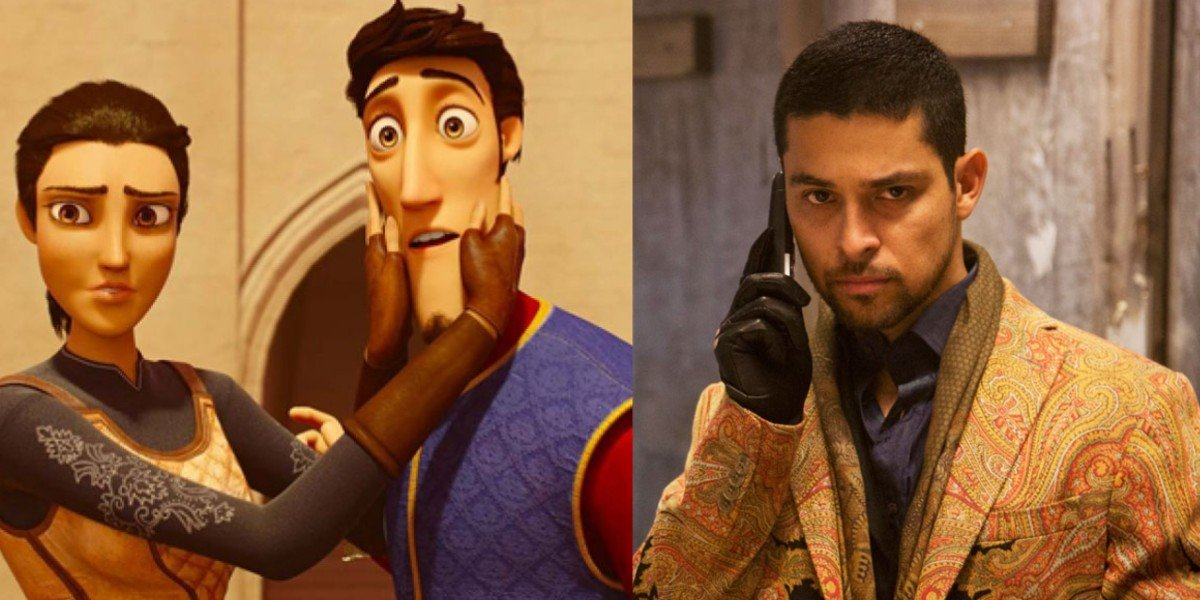 Prince Charming in Charming/Wilmer Valderrama - From Dusk Til Dawn: The Series