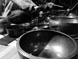 Buddhist Singing Bowls Sound Clear and Detailed with DPA Microphones