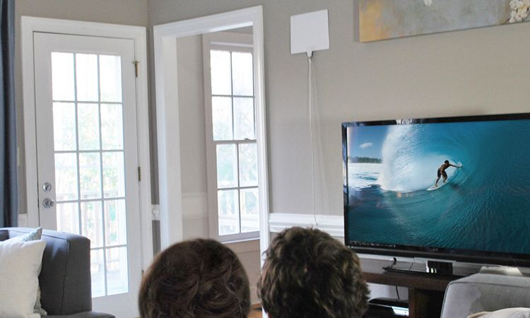 How to Boost Your TV Antenna Signal and Get Better Reception | Tom's