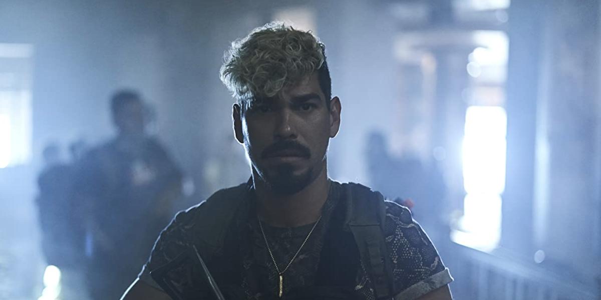 Raul Castillo in Army of the Dead