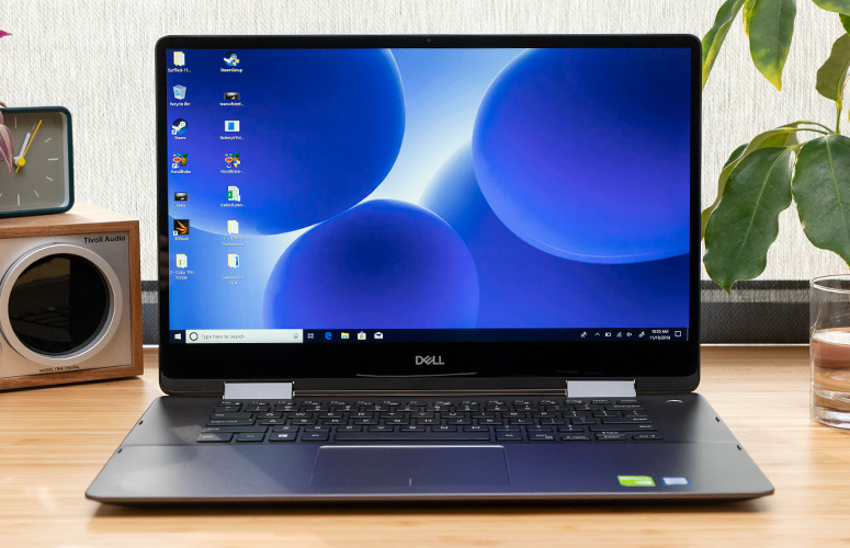 Dell Inspiron 15 7000 2 In 1 2018 Full Review And Benchmarks Laptop Mag