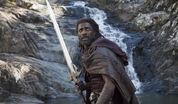 Heimdall Thor Ragnarok Idris Elba