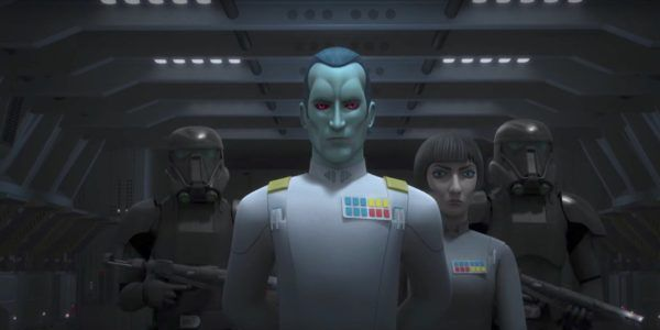 Grand Admiral Thrawn Star Wars Rebels