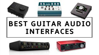 11 best guitar audio interfaces 2021: an essential tool for getting great guitar recordings at home
