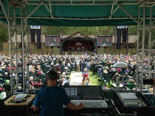 DiGiCo Consoles Used at MerleFest 2014