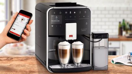 Melitta Barista TS Smart coffee machine review