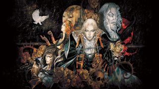 Art from Castlevania: Symphony of the Night