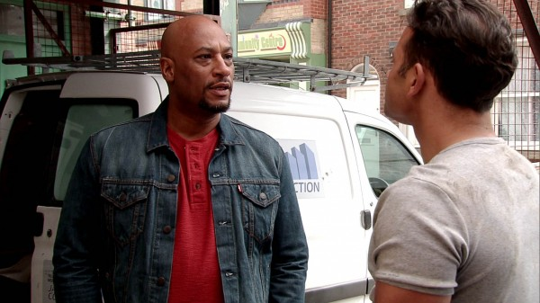 Corrie's Tony Grimshaw played by Terence Maynard