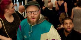 One Of Seth Rogen's Movie Characters Apparently Has A Movie Reference Tattoo We Missed