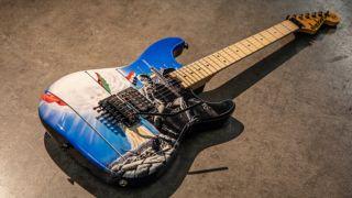 Iron Maiden prototype Jackson Custom Shop