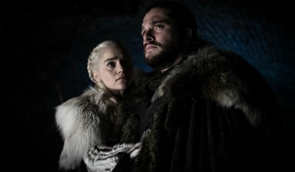 Game of Thrones Emilia Clarke Daenerys Targaryen Kit Harington Jon Snow HBO