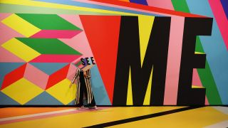 Morag Myerscough See Me