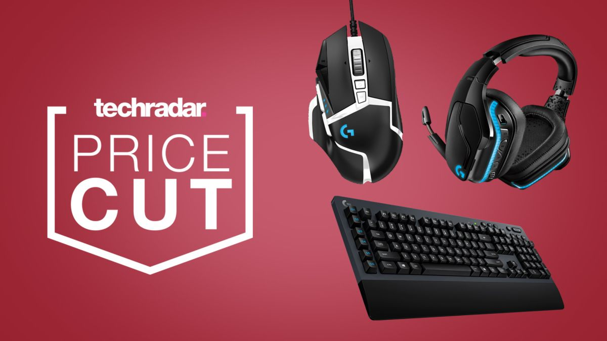 Logitech PC gaming deals: cheap keyboards, mice, and headsets up to 63% off