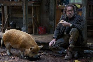 Nicolas Cage in Pig.