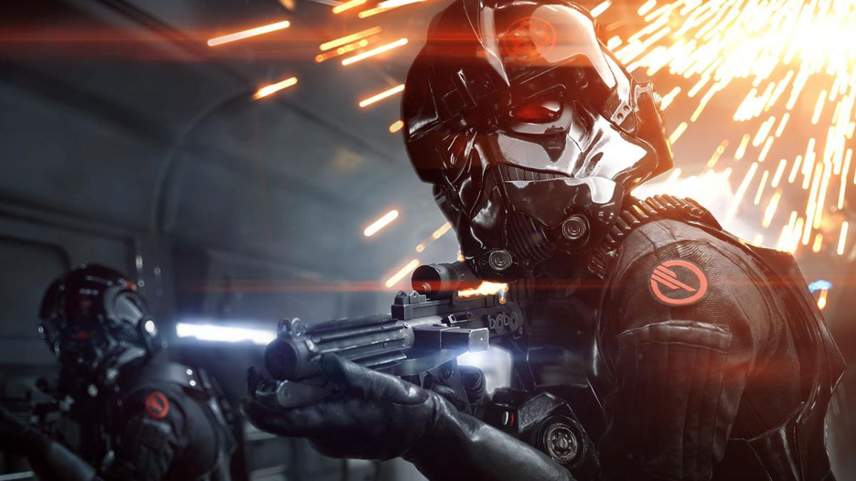 EA canceled a third Star Wars game, codenamed Viking, before it was ever revealed