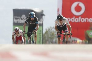 Five talking points from stage nine of the Vuelta a España
