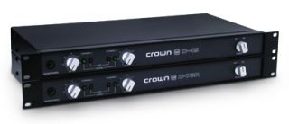 Crown Retires D Series Power Amplifiers