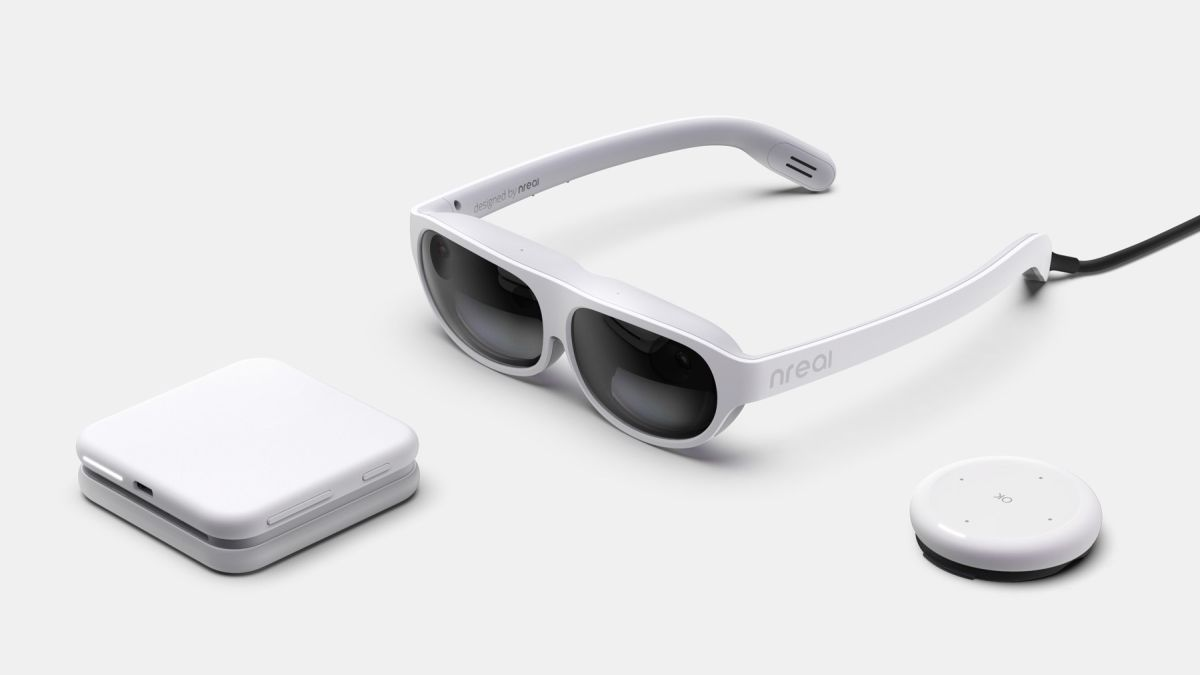 nreal unveils consumer and developer versions of its AR smartglasses