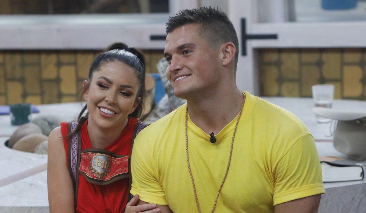 Holly and Jackson Big Brother