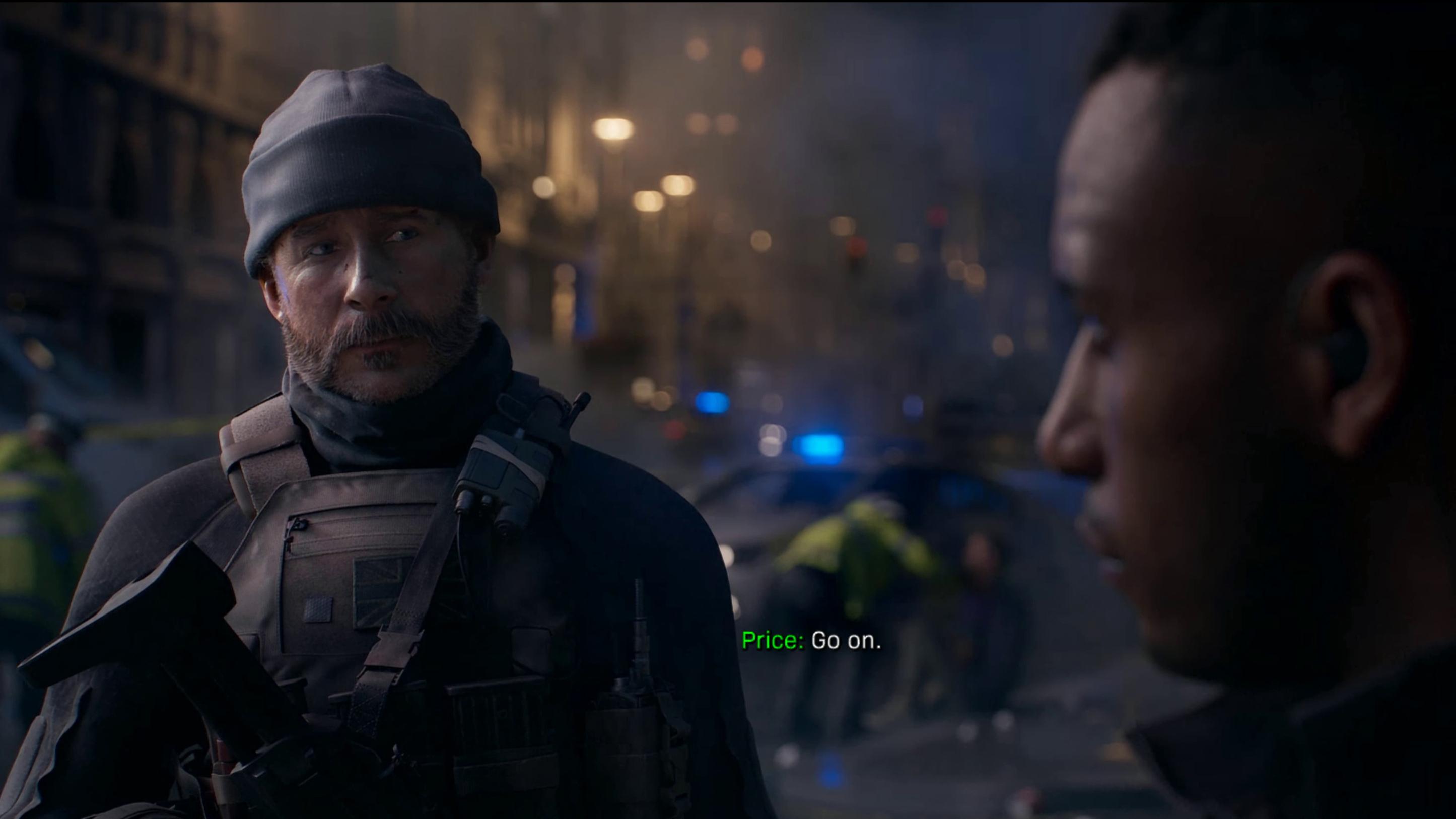 Call Of Duty Modern Warfare Review Pc Gamer