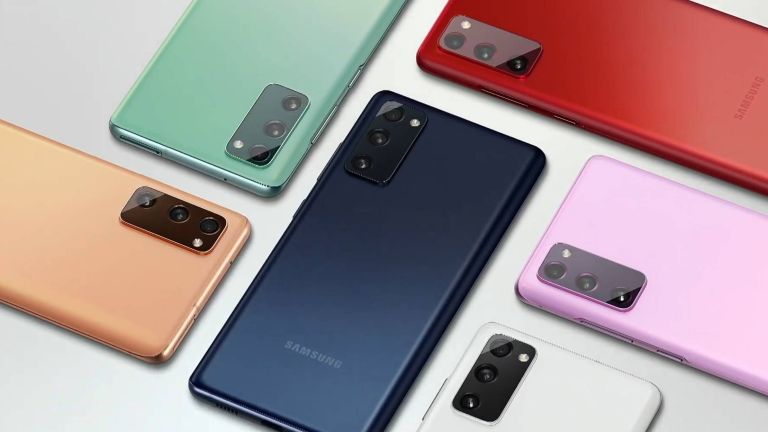 Samsung Galaxy S20 FE phone deals