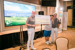 Spinitar Golf for Hope 2018