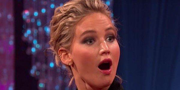 Jennifer Lawrence - The Graham Norton Show 2019