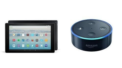 New Amazon deals slash prices on Echo speakers and Fire tablets – again