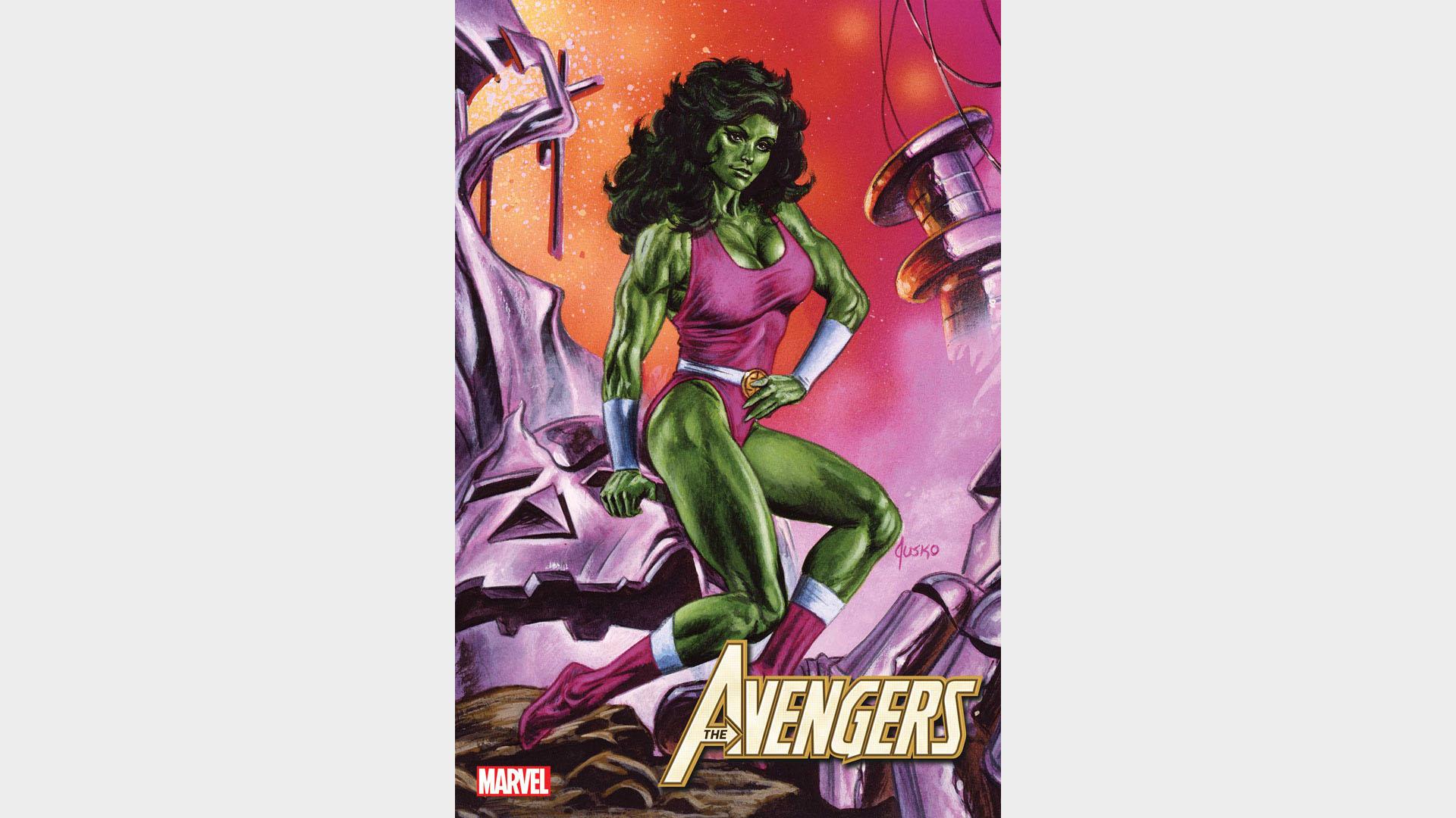 Marvel Comics October 2021 solicitations