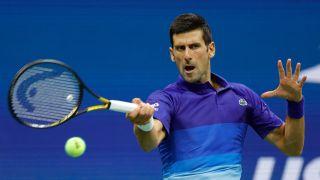 How to watch US Open live stream with Novak Djokovic