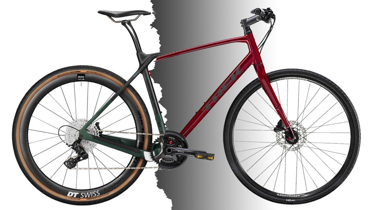Gravel bike vs hybrid bike: understanding the differences