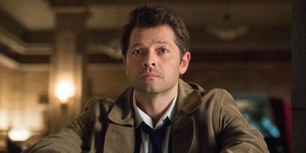 Supernatural Misha Collins Castiel The CW