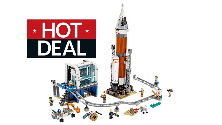 Get money off ANY Lego set at Argos before the Black Friday rush