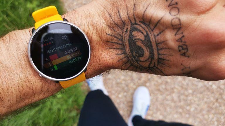 Polar Ignite fitness smartwatch review