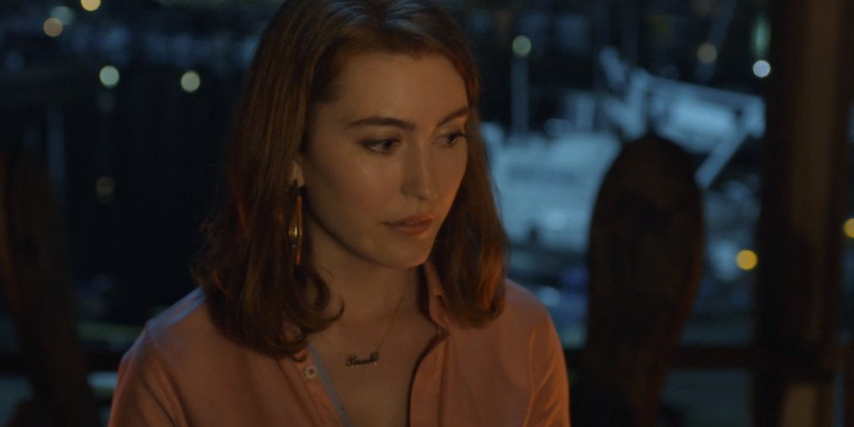 Olivia Macklin as Bambi in Dead to Me