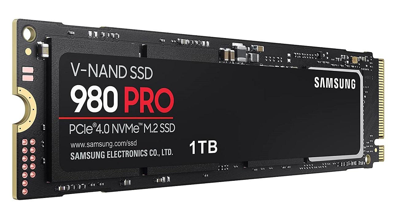 Samsung 980 Pro PS5 SSD