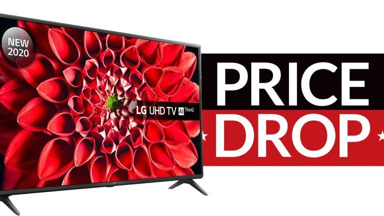 LG TV deal Prime Day